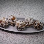 Oat and Coconut Energy Balls